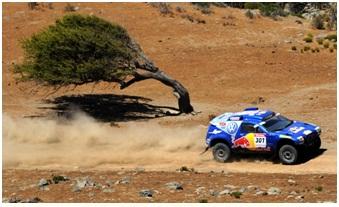 Dakar coche