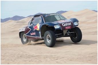 Dakar coche1